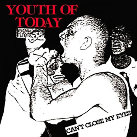 Youth Of Today – Can't Close My Eyes LP