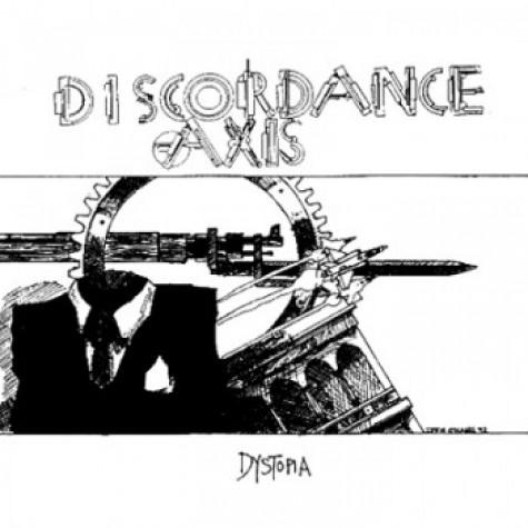 Discordance Axis / Cosmic Hurse - split 7''