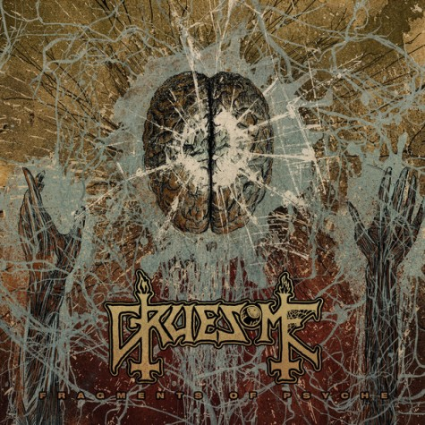 Gruesome - Fragments Of Psyche 7""