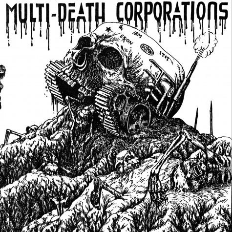 """MDC - Multi Death Corporations 7"""""""
