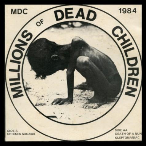 "MDC - Millions of Dead Chidren 7"""