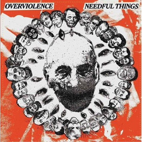 """Needful Things / Overviolence - split 7"""""""