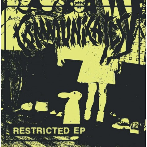 """The Communicates - Restricted 7"""""""