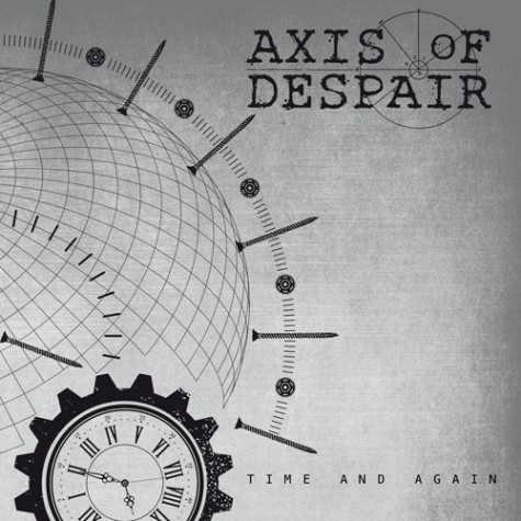 """Axis Of Despair - Time And Again 7"""""""