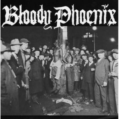 Bloody Phoenix / System Shit split 7''