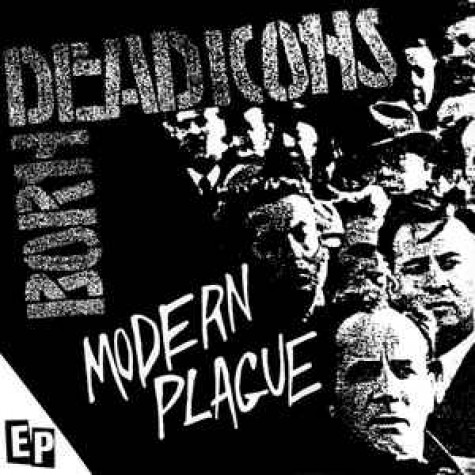 Born Dead Icons - Modern Plague EP 7""