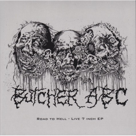 Butcher ABC - Road To Hell Live 7""