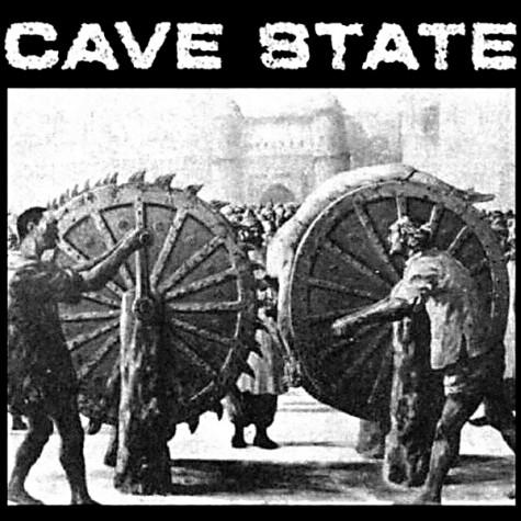 """Cave State - Manferior 7"""""""