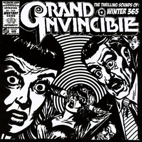 Grand Invincible - The Thrilling Sounds... 7""