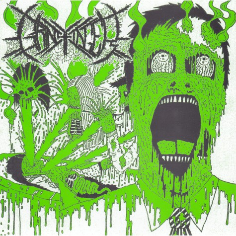 Grinchfinger / Violent Gorge - split 7""