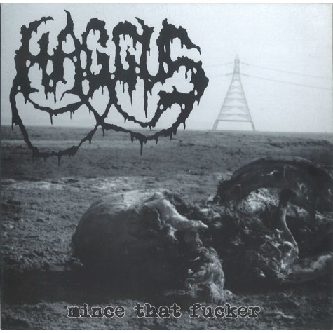 Haggus - Mince The Meat Monger 7""