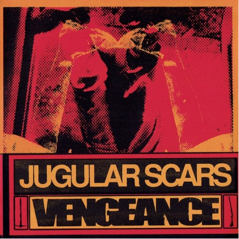 Jugular Scars / Vengeance - split 7""