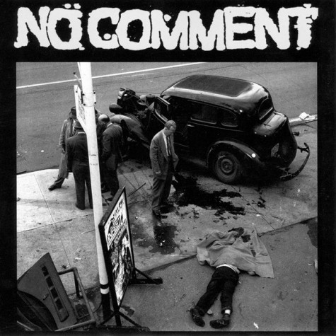 """No Comment - Live On KXLU 1992 7"""""""