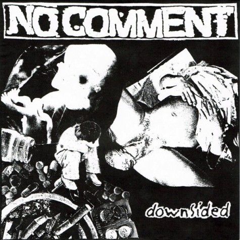 No Comment - Downsided 7""