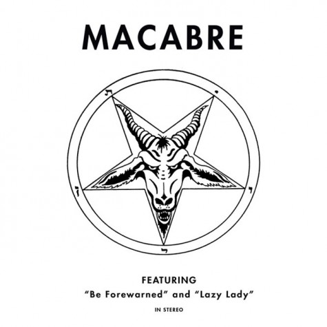 Pentagram (Macabre) - Be Forewarned 7""
