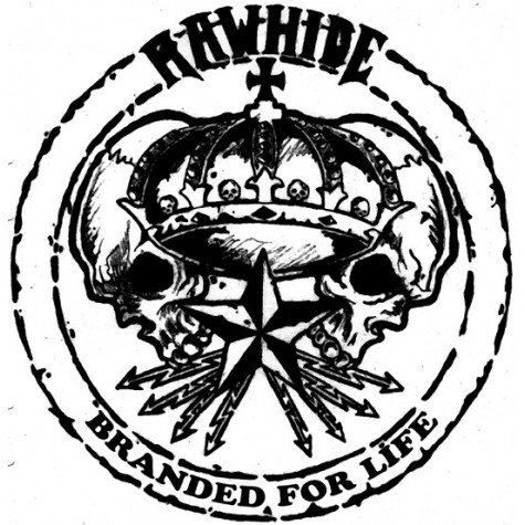 Rawhide - Branded For Life 7""