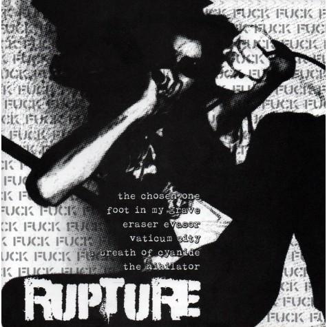 """Brutal Truth / Rupture - spit 7"""""""