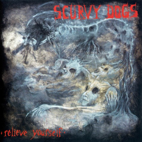 Scurvy Dogs ‎- Relieve Yourself 7""
