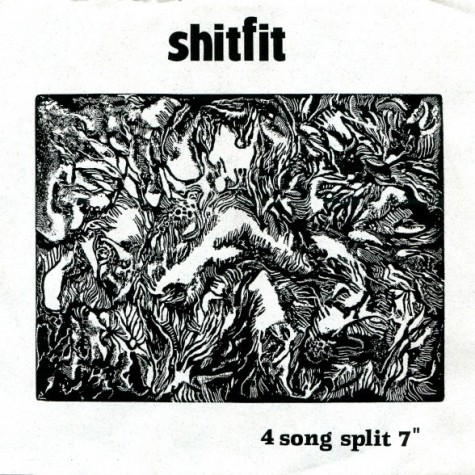 Shitfit / Harsh - split 7