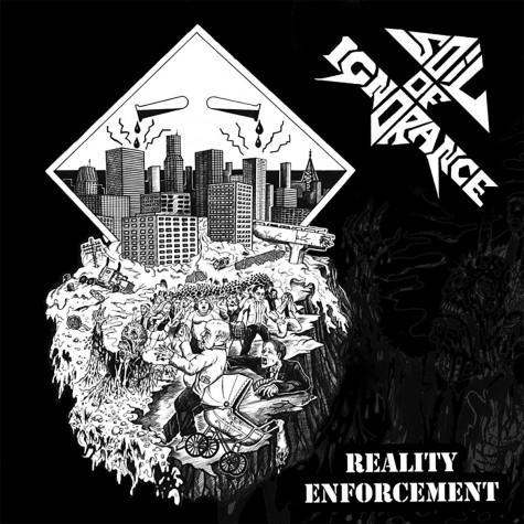 """Soil of Ignorance / Endless Demise - split 7"""""""