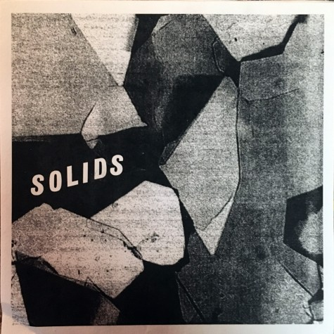 Solids ‎- Solids 7""