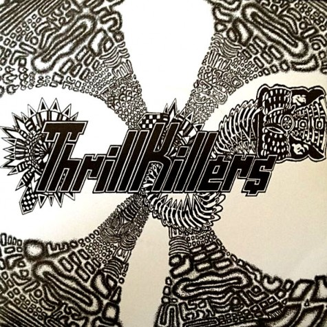 Thrillkillers - Natural Deselection 7""