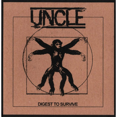 Uncle - Digest To Survive 7""