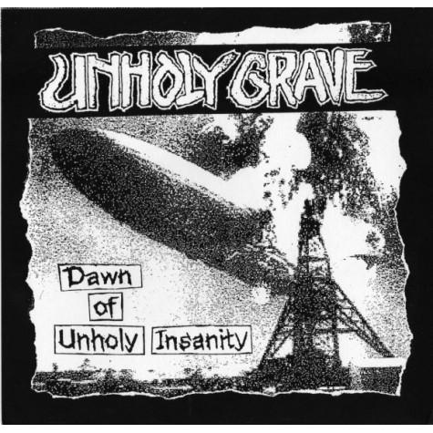 """Unholy Grave / Neon Hole - split 7"""""""