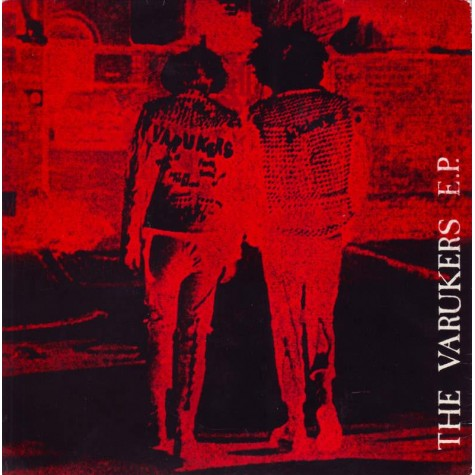 The Varukers - Protest And Survive 7""