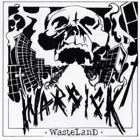 Warsick - Wasteland Flexi