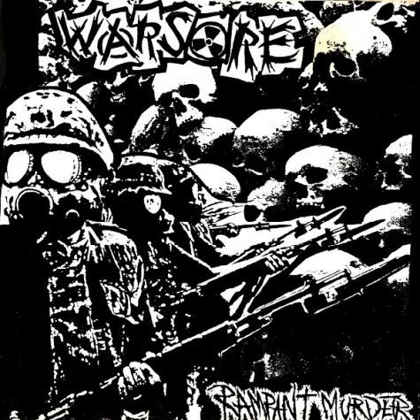 """Warsore / Egrogsid split 7"""""""