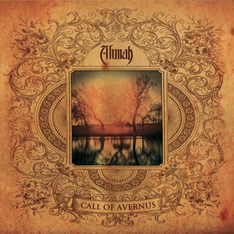 Alunah - Call of Avernus CD