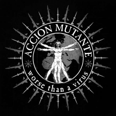 Accion Mutante - Worse Than A Virus CD