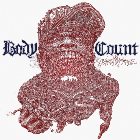 Bodycount - Carnivore CD