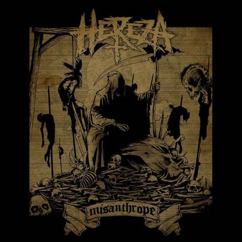 Hereza - Mysanthrope CD