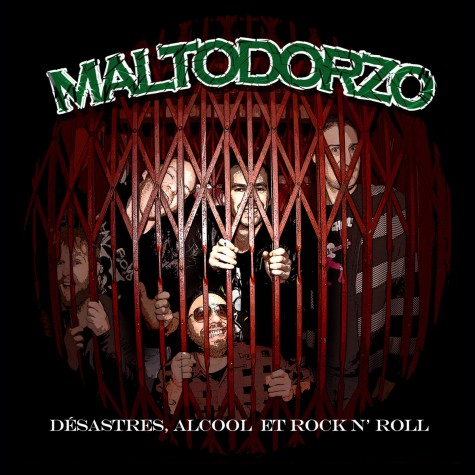 Maltodorzo - Desastre, alcool et rock'n'roll CD