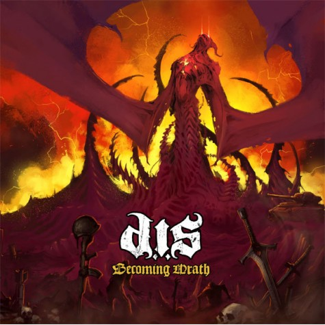 Destroyed In Seconds - Becoming Wrath CD