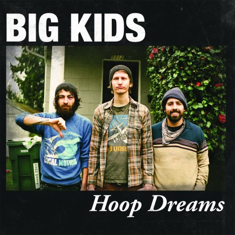 Big Kids - Hoop Dreams CD