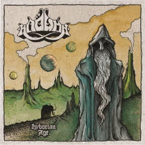 Krownn - Hyborian Age CD