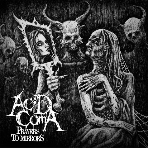 Acid Coma - Prayers To Mirrors CD