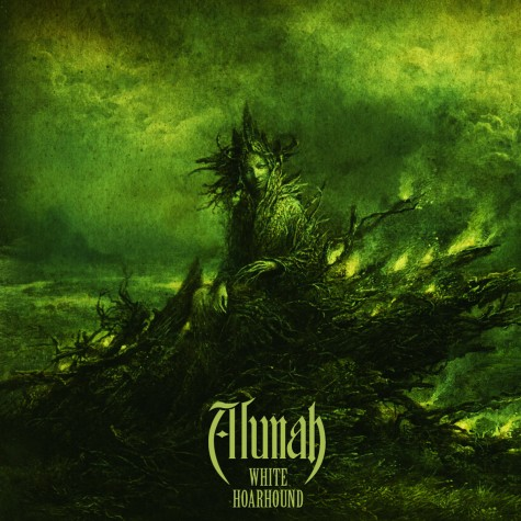 Alunah - White Hoarhound CD