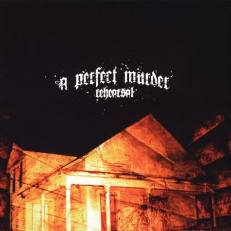 A Perfect Murder - Rehearsal CD