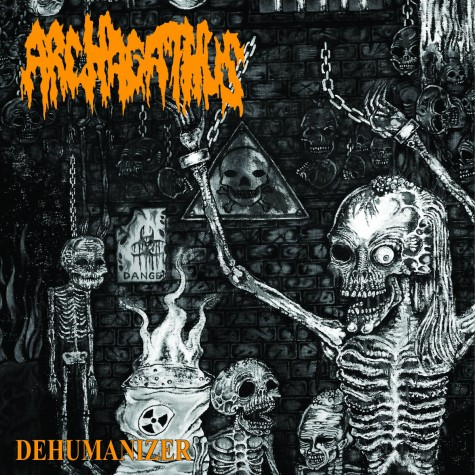 Archagatus - Dehumanizer CD