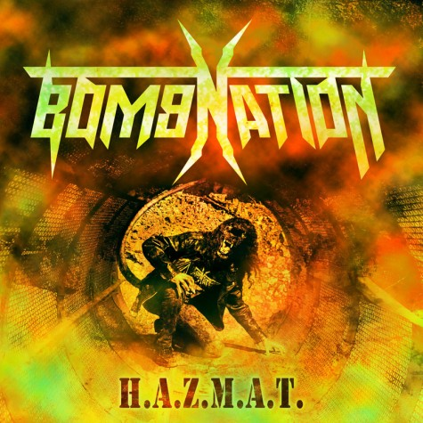 Bombnation - H​.​A​.​Z​.​M​.​A​.​T. CD