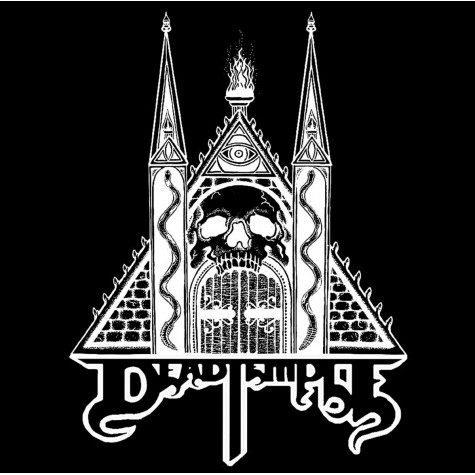 Dead Temple - Dead Temple CD
