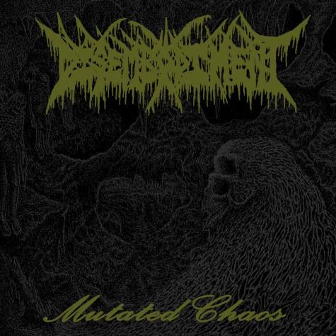 Disembodiment - Mutated Chaos CD