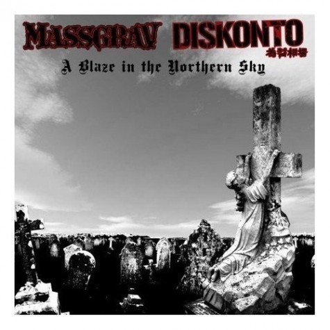 Diskonto / Massgrav - split CD