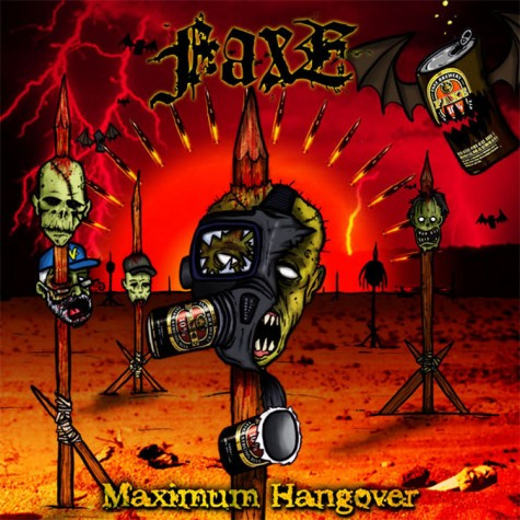 Faxe - Maximum Hangover procdr
