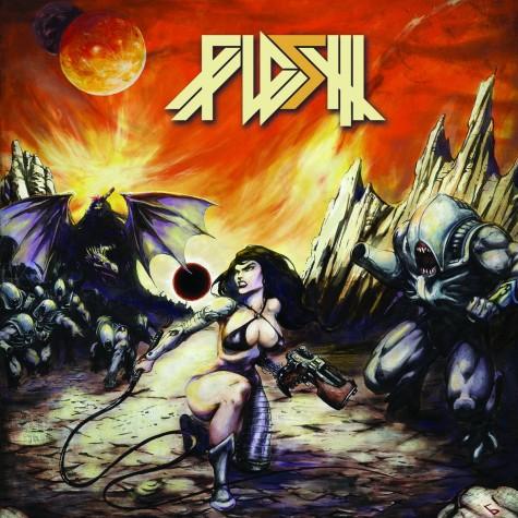 Flesh - Flesh CD