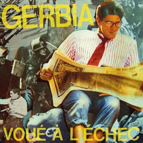 Gerbia - Voué à l'échec CD